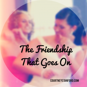 The Friendship That Goes On