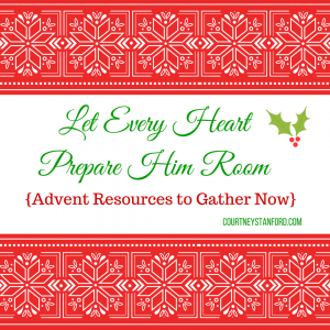 Advent Resources blog