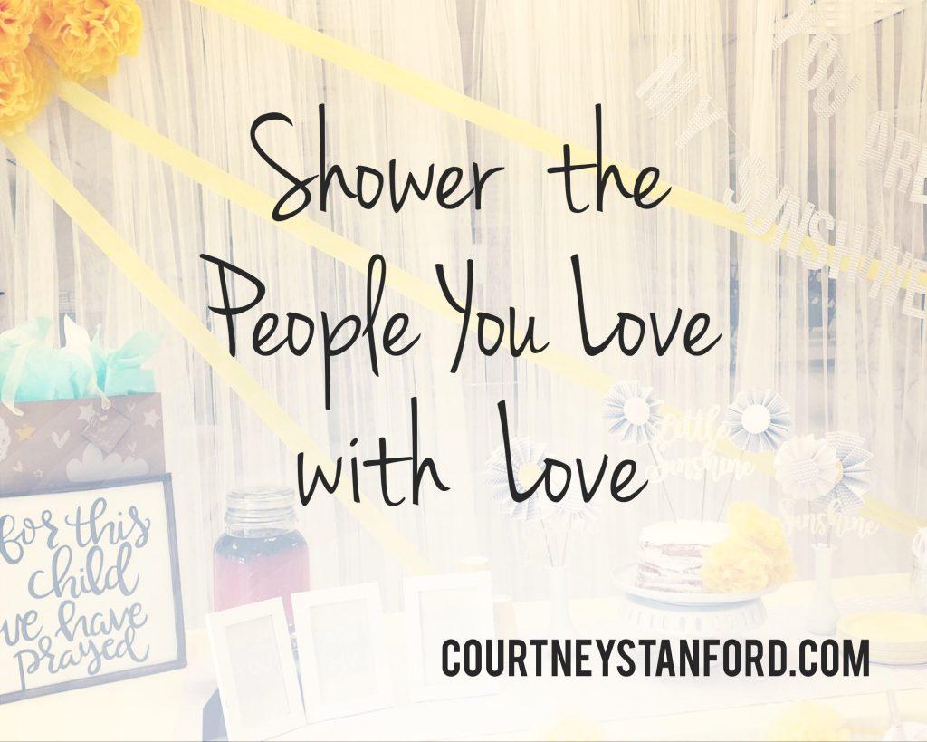 Shower the People You Love With Love - Linda Joyce Jones